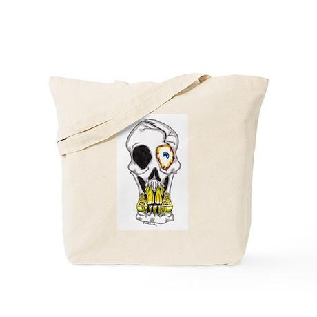 happy bozo Tote Bag