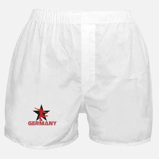 GERMANY EURO STARS Boxer Shorts