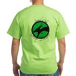 LoGD Medallion Green T-Shirt