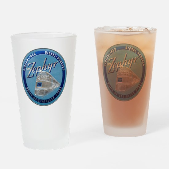 Unique Branded Drinking Glass
