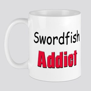 Swordfish Addict Mug
