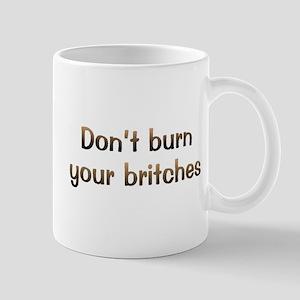 CW Burn Britches Mug