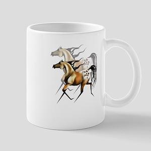 Running Appy Shadowed Mug