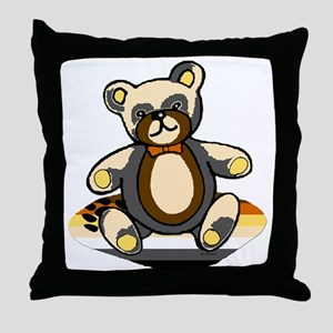 IBB Bear Cub Throw Pillow