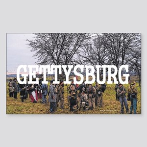 ABH Gettysburg Sticker (Rectangle 10 pk)