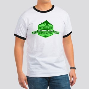 Mount Rainier - Washington T-Shirt
