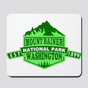 Mount Rainier - Washington Mousepad