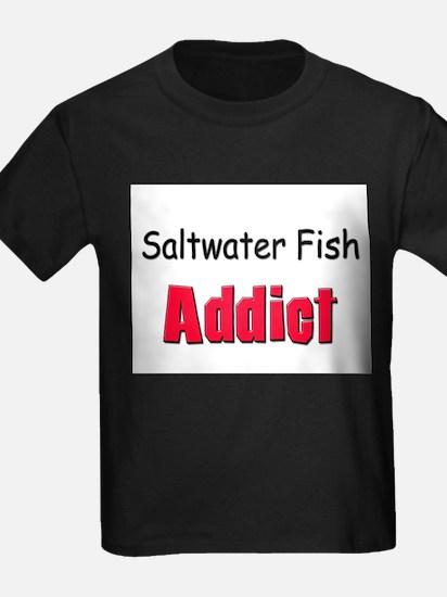 Saltwater Fish Addict T