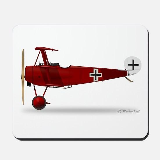 DR1 - Richthofen Mousepad