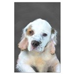 Clumber Spaniel Large Poster