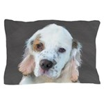 Clumber Spaniel Pillow Case