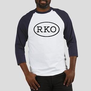 RKO Oval Baseball Jersey