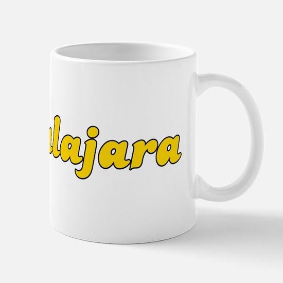 Retro Guadalajara (Gold) Mug