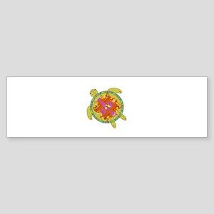 Turtle Love Bumper Sticker