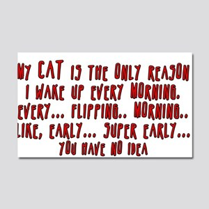 My Cat Car Magnet 20 x 12