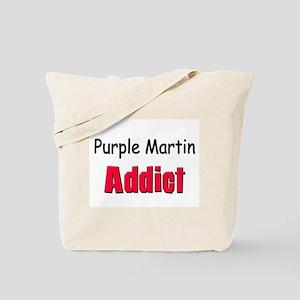 Purple Martin Addict Tote Bag