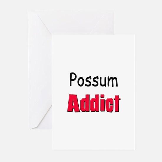Possum Addict Greeting Cards (Pk of 10)