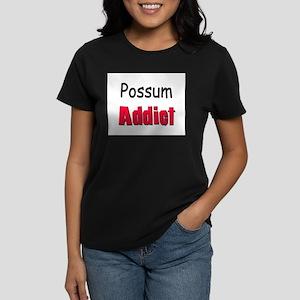 Possum Addict Women's Dark T-Shirt