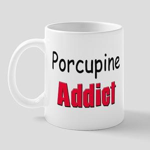 Porcupine Addict Mug