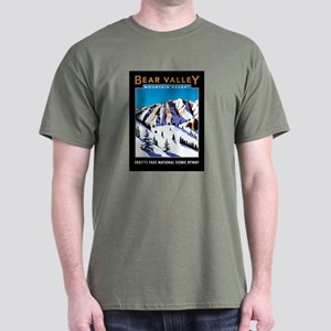 Bear Valley Resort - Dark T-Shirt