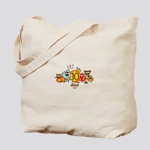 Diez Tote Bag