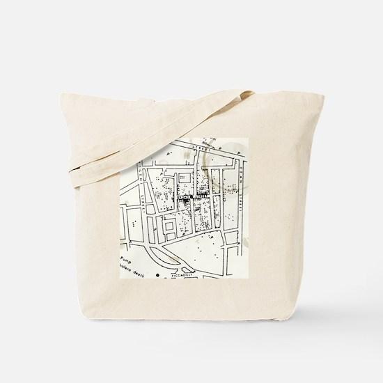 Unique Epidemiology Tote Bag