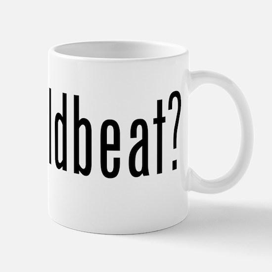 got worldbeat? Mug