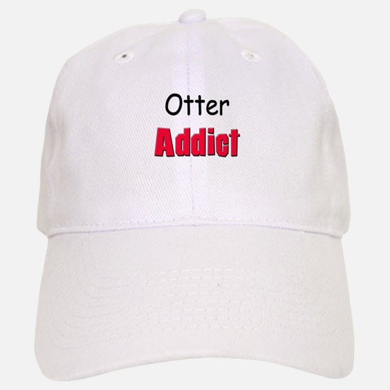 Otter Addict Baseball Baseball Cap