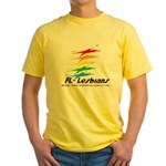Florida Lesbians Online Yellow T-Shirt