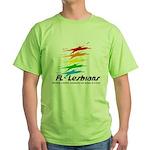 Florida Lesbians Online Green T-Shirt