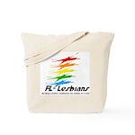 Florida Lesbians Online Tote Bag
