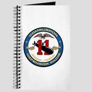 Submarine Squadron 11 Journal