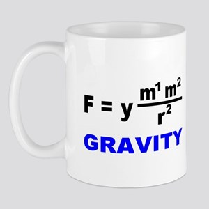 Law of Gravitation Mug