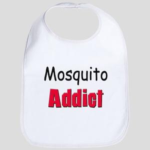 Mosquito Addict Bib