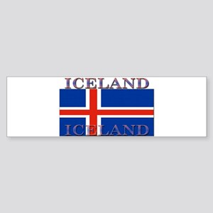 Iceland Bumper Sticker