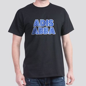 Retro Adis Abba (Blue) Dark T-Shirt