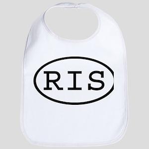 RIS Oval Bib