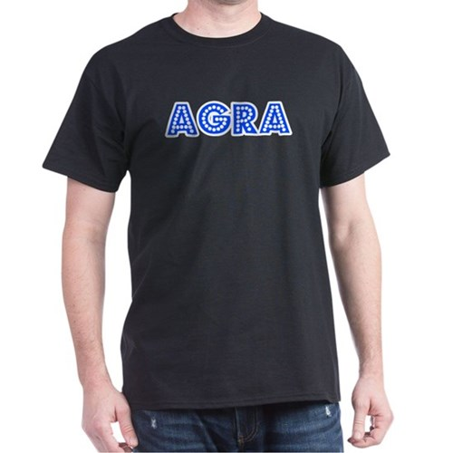 Retro Agra (Blue) T-Shirt