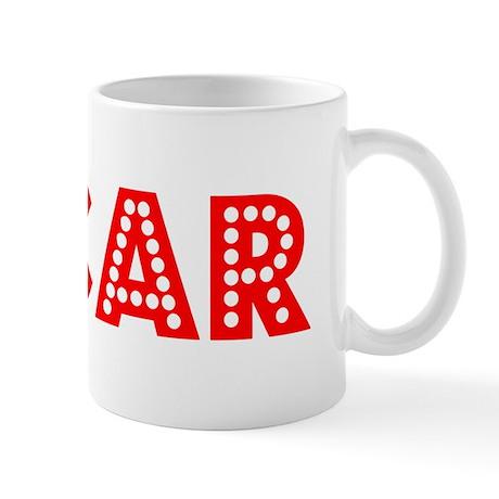 Retro Vicar (Red) Mug
