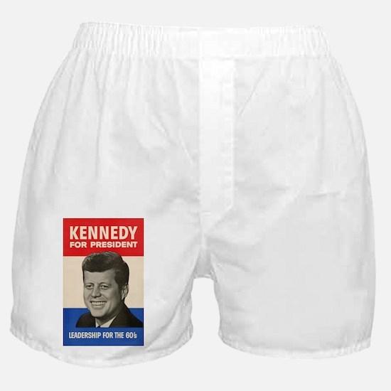 JFK '60 Boxer Shorts
