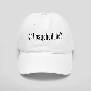 got psychedelic? Cap