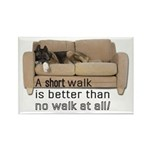 Short Walk Rectangle Magnet (10 pack)
