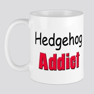 Hedgehog Addict Mug