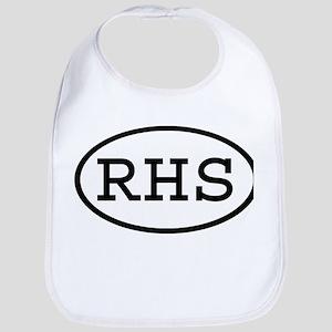 RHS Oval Bib
