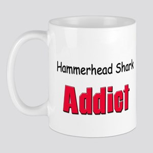 Hammerhead Shark Addict Mug