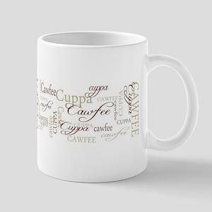Cuppa Cawfee Mugs