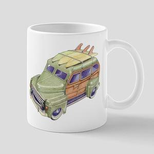 Toy Surf Car Mug
