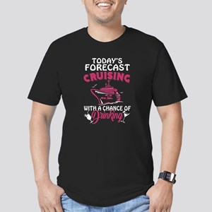 Forecast Cruising With A Chance Of Drinkin T-Shirt
