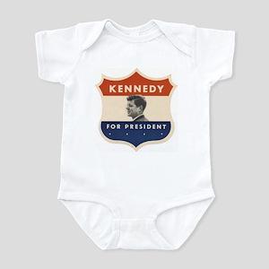 JFK '60 Shield Infant Bodysuit