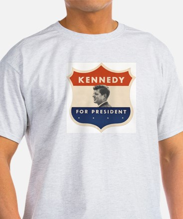 JFK '60 Shield T-Shirt